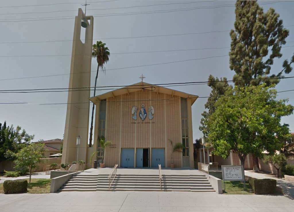 Nativity Church - El Monte
